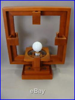 Frank Lloyd Wright Robie 1 Signed Authorized Reproduction Wall Sconce Lamp