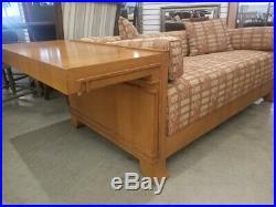 Frank Lloyd Wright Robie Sofa