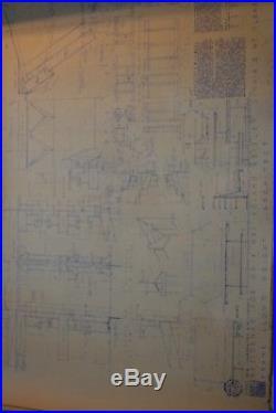 Frank Lloyd Wright Roland Reisley House Complete Plans RARE