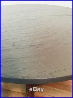 Frank Lloyd Wright Taliesin Coffee Table By Henredon 1955 Slate Top Mid Century