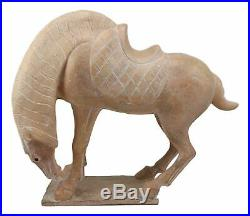 Frank Lloyd Wright Tang Standing Horse Statue Symbol Of Status And Power 15.5L