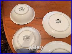 Frank Lloyd Wright Tiffany Cabaret Dinnerware for (12) & Frank Lloyd Wright Tiffany Cabaret Dinnerware for (12) - Frank Lloyd ...