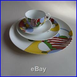 Frank Lloyd Wright Tiffany Cabaret Dinnerware for (8)