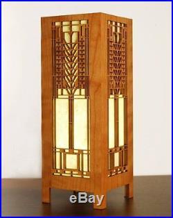 Frank Lloyd Wright Tree of Life Lightbox Accent Lamp