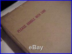 Frank Lloyd Wright Wasmuth Portfolio Horizon Press 1963