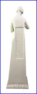 Frank Lloyd Wright by Summit Lady Flower In The Crannied Wall Figurine 18.25H