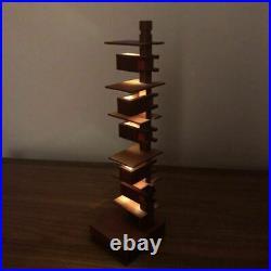 Frank Lloyd Wright floor lamp floastandrite TALIESIN Light