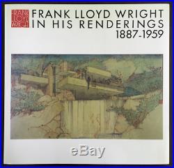 Frank Lloyd Wright in his Renderings, 1887-1959 Vol. 12 Mint