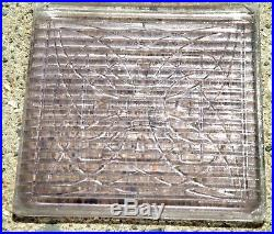 Glass Prism Tiles Frank Lloyd Wright Flw Patented Transom Window Set Of 36