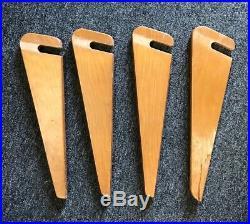 Herb Fritz Prototype Plywood Table Frank Lloyd Wright Apprentice Taliesin MCM