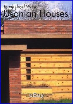 Husonian House GTA TRAVELER 005 GA TRAVELER Frank Lloyd Wright Usonian Houses