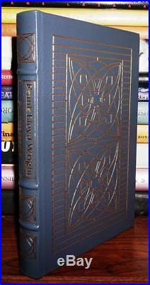 Jacobs, Herbert Frank Lloyd Wright FRANK LLOYD WRIGHT Easton Press 1st Editi