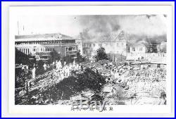 Japan Quake-stricken Imperial Hotel Tokyo Kanto Earthquak Frank Lloyd Wright