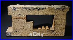Japanese Imperial Hotel Brick by Frank Lloyd Wright / W10×D20 × H4cm / 1968