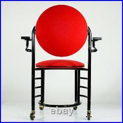 Johnson Wax Chair Original Cassina 1992 Frank Lloyd Wright Design 30er Jahre