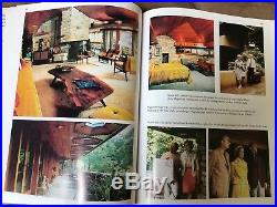 Kentuck Knob Designer, Frank Lloyd Wright (Signed) & The Oak Park Home & Studio