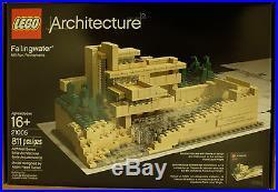 LEGO 21005 Architecture Fallingwater by Frank Lloyd Wright