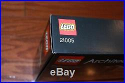 LEGO 21005 Architecture Frank Lloyd Wright Fallingwater New, FAST Ship