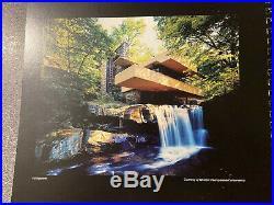 LEGO 21005 Fallingwater Architecture withinstruction manual, Frank Lloyd Wright
