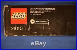 LEGO 21010 Architecture Robie House by Frank Lloyd Wright NEW damaged box