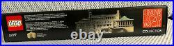 LEGO 21017 Architecture Imperial Hotel Frank Lloyd Wright Japan Landmk Retired