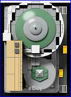 LEGO 21035 Architecture Frank Lloyd Wrights Solomon R Guggenheim Museum Set