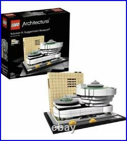 LEGO 21035 Architecture Solomon R. Guggenheim Museum, Frank Lloyd Wright, New