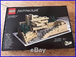 LEGO ARCHITECTURE Falling Water (Frank Lloyd Wright) NEW & SEALED 21005