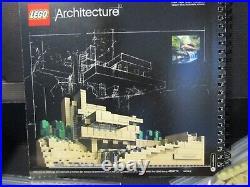 LEGO Architecture 21005 Fallingwater Frank Lloyd Wright