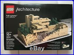 LEGO Architecture FALLINGWATER Frank Lloyd Wright (21005), New