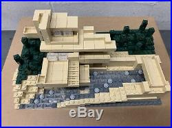LEGO Architecture Fallingwater 21005 Frank Lloyd Wright Complete No Box NoManual