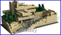 LEGO Architecture Fallingwater 21005 Frank Lloyd Wright Masterpiece NEW