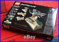 LEGO Architecture Fallingwater (21005) New, Never Opened, Frank Lloyd Wright