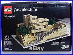 lego architecture fallingwater frank lloyd wright 21005 frank