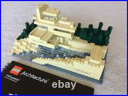 LEGO Architecture, Fallingwater (Frank Lloyd Wright), 21005