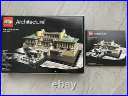 LEGO Architecture Imperial Hotel 21017 Frank Lloyd Wright Retired/Discontinued