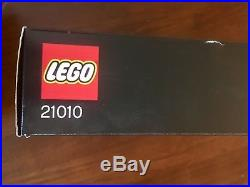 LEGO Architecture Robie House 21010 New Sealed Frank Lloyd Wright Collection