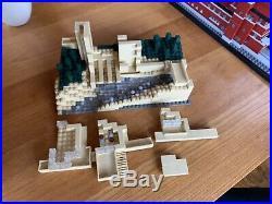 LEGO Architecture series FALLINGWATER 21005 Falling Water Frank Lloyd Wright