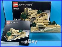 Lego Architecture Fallingwater 21005 Frank Lloyd Wright