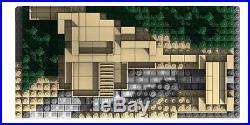 Lego Architecture Fallingwater 21005 in Sealed Box! Frank Lloyd Wright House F/S
