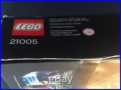 Lego Architecture Fallingwater, Frank Lloyd Wright (21005) NEVER OPENED