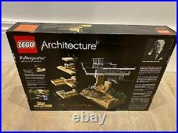 Lego Architecture Frank Lloyd Wright Fallingwater 21005 BNISB