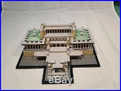 Lego Architecture Imperial Hotel 21017 Frank Lloyd Wright