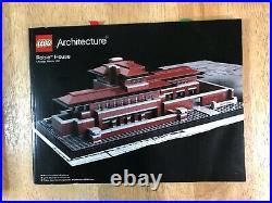 Lego Architecture Robie House (21010) Frank Lloyd Wright