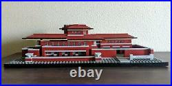 Lego Architecture Robie House (21010) Frank Lloyd Wright Complete