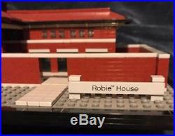Lego Architecture Robie House Frank Lloyd Wright