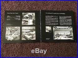 Lego Fallingwater Architect Series 1st Ed 21005 Frank Lloyd Wright 99% COMPLETE