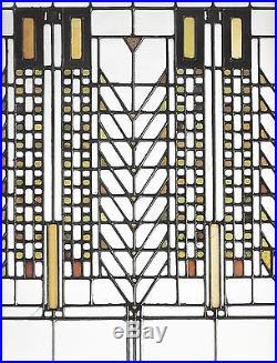Light Screens The Complete Leaded-Glass Windows of Frank Lloyd Wright (2001)
