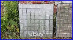 Luxfer leaded glass prism, Frank Lloyd Wright