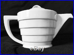 MCM Deco Modern Frank Lloyd Wright Designed Guggenheim Museum Tea Pot